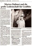 Rheinische Post vom 25.3.2009