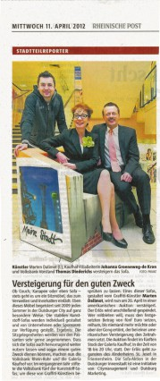 Artikel Rheinische Post City Sofa