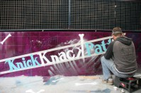 Knickknackpattywack...Wandgestaltung