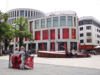 City Sofa direkt in der Stadtmitte