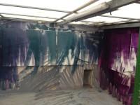 Der Hintergrund für die Graffiti Kunst