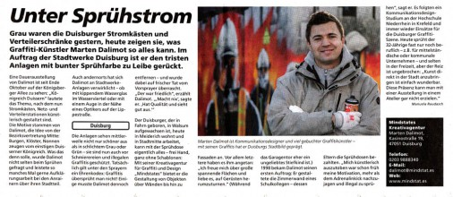Titelseite des TAKT Magazins vom 18.12.2013